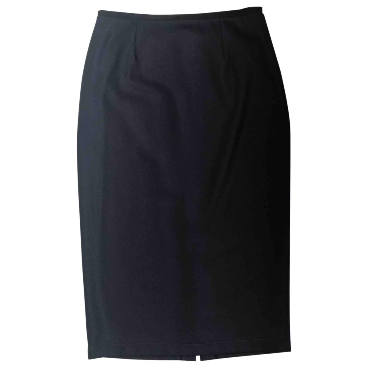 Rue Blanche \N Blue Wool skirt for Women 2 0-5