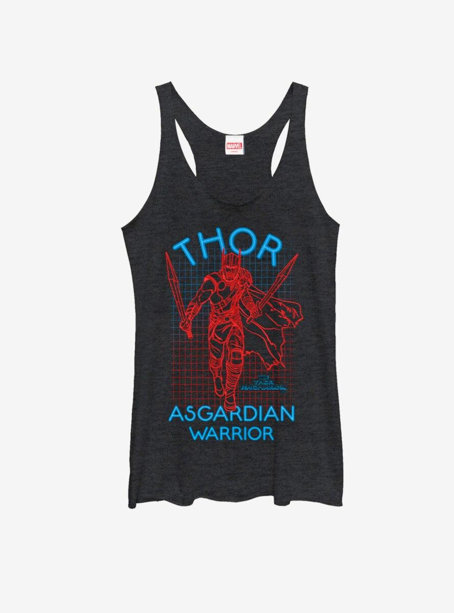 Marvel Thor: Ragnarok 3D Dimension Womens Tank