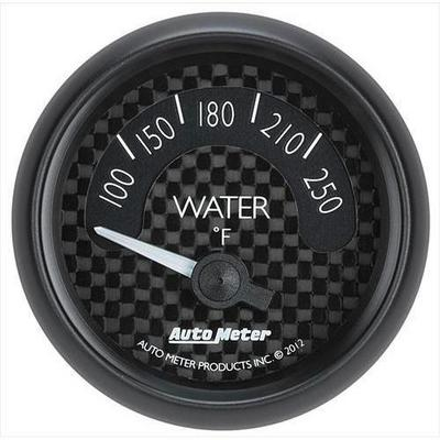 Auto Meter GT Series Mechanical Water Temperature Gauge - 8037