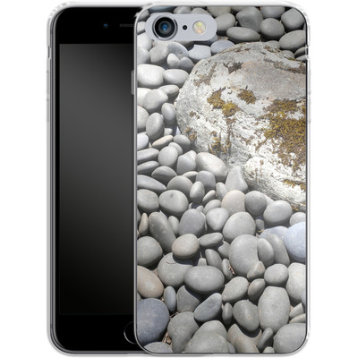 Apple iPhone 6s Plus Silikon Handyhuelle - Zen Rocks von Brent Williams