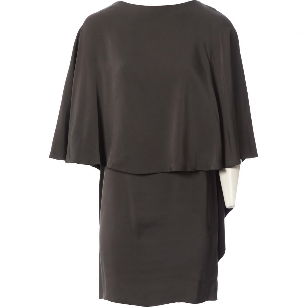 Lanvin \N Grey dress for Women 36 FR