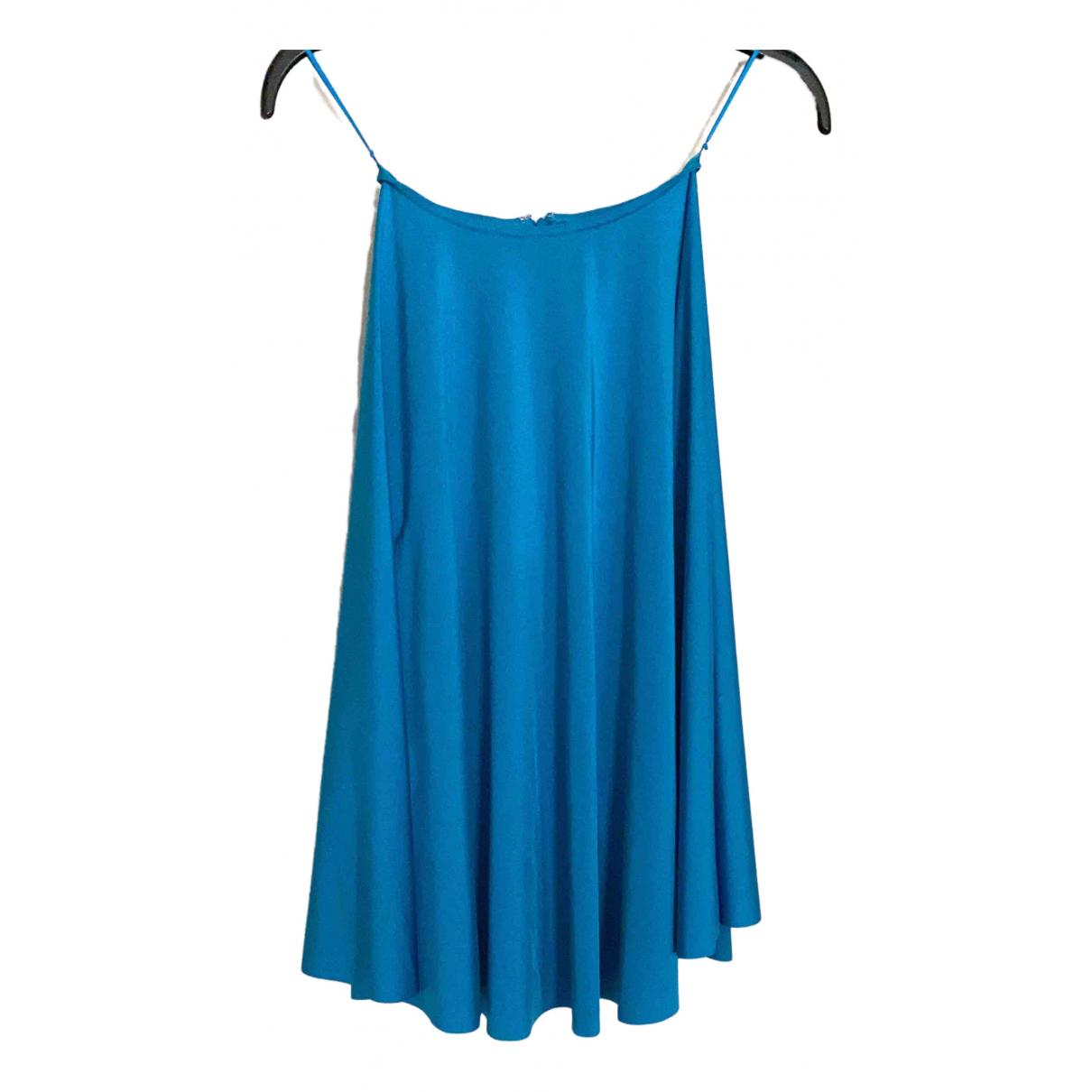 Balenciaga - Jupe   pour femme - bleu
