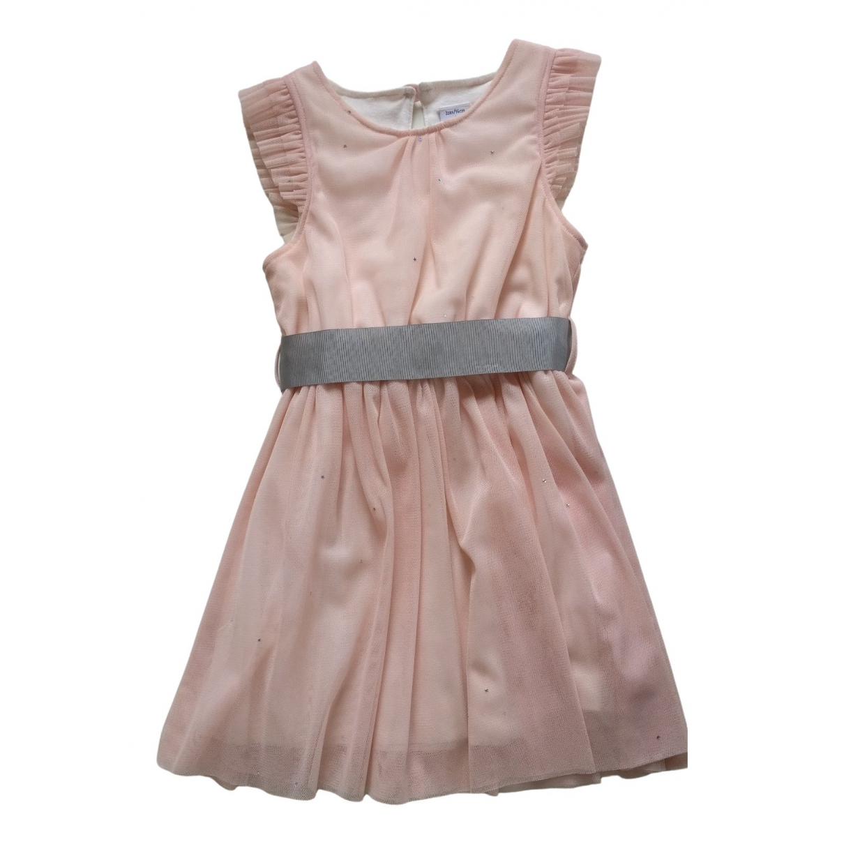 Petit Bateau N Pink dress for Kids 3 years - up to 98cm FR