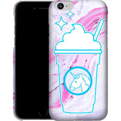 Apple iPhone 6 Plus Smartphone Huelle - Unicorn Frappuccino von caseable Designs