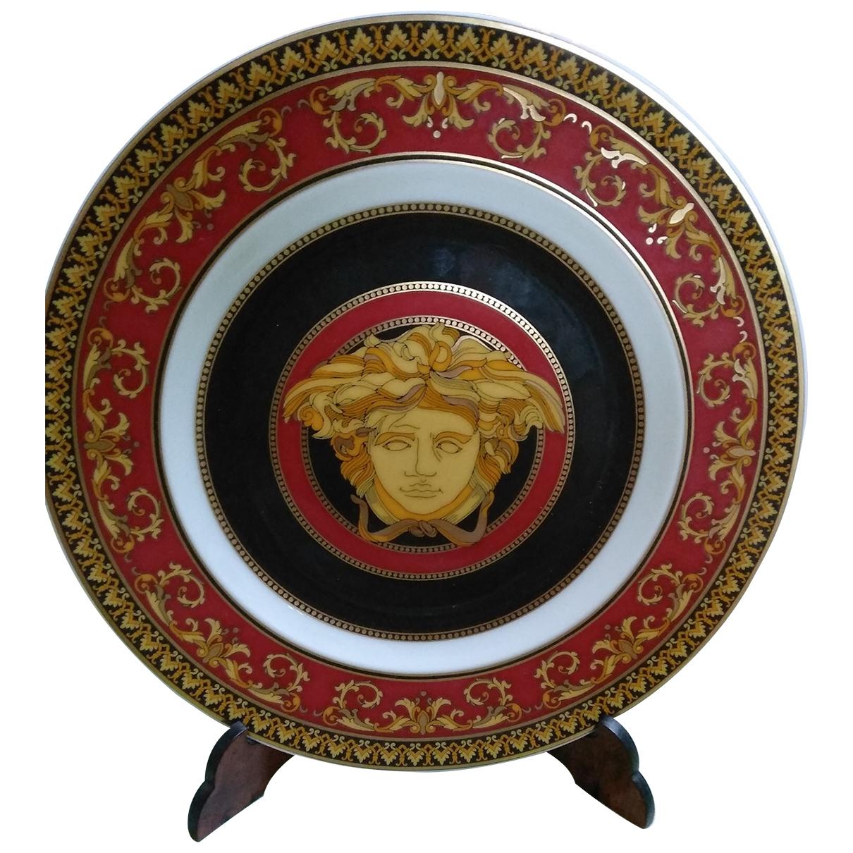 Versace \N Multicolour Porcelain Dinnerware for Life & Living \N
