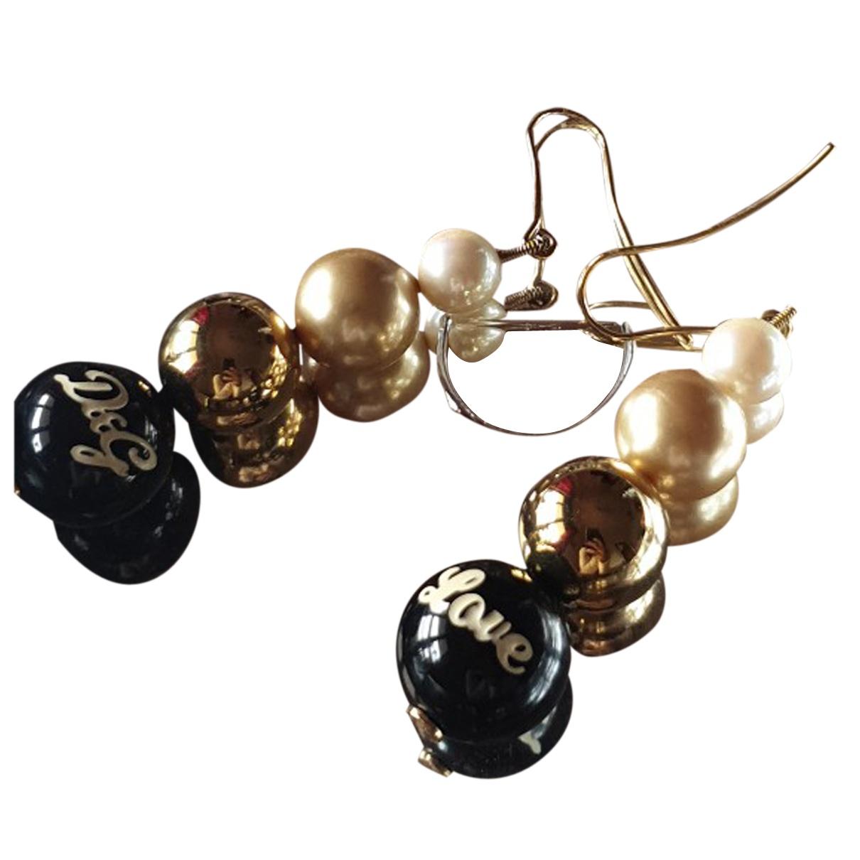 Dolce & Gabbana - Boucles doreilles   pour femme en metal
