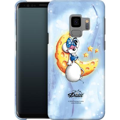 Samsung Galaxy S9 Smartphone Huelle - Diddlina Moon von Diddl
