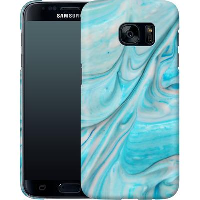 Samsung Galaxy S7 Smartphone Huelle - Hawaii von Benn Dover