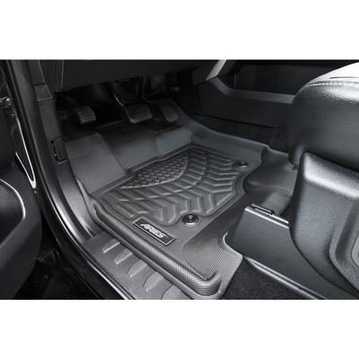 Aries Offroad StyleGuard XD Floor Liners (Black) - 2801509