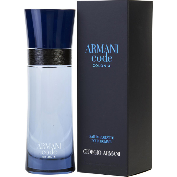 Armani Code Colonia - Giorgio Armani Eau de toilette en espray 75 ml