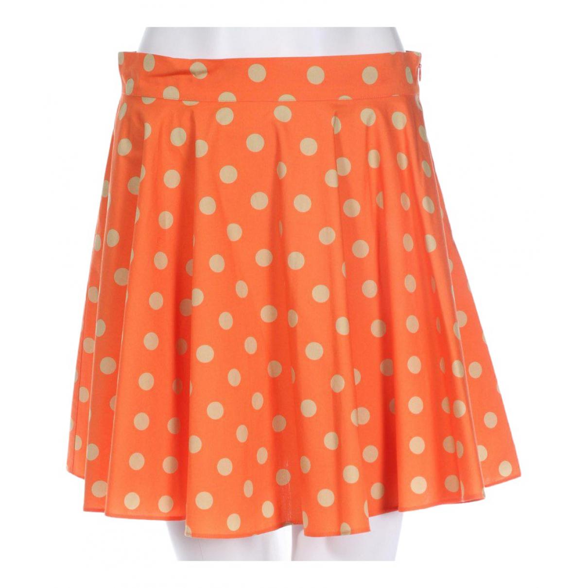 Mini falda Jeremy Scott