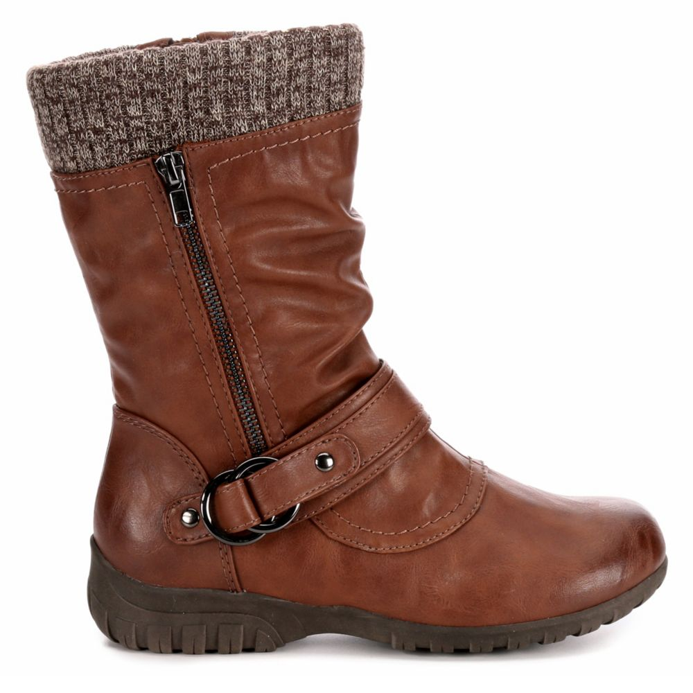 Sean Alan Womens Reese Tall Boot
