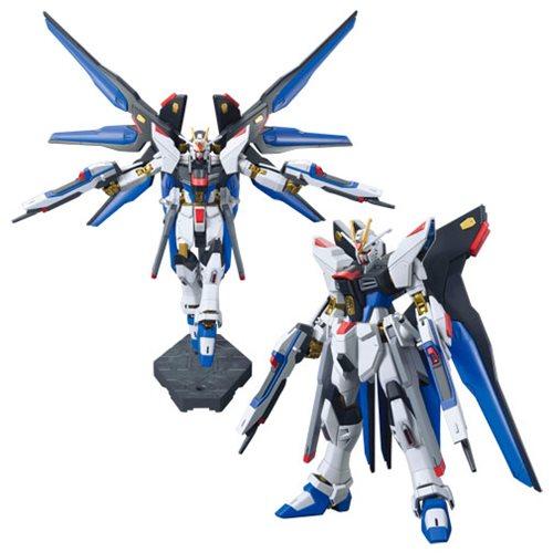 Gundam Seed Strike Freedom Gundam HGCE 1:144 Scale Model Kit