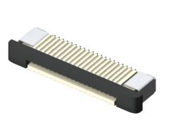 Samtec ZF5S 0.5mm Pitch 40 Way Horizontal SMT Female FPC Connector, Bottom Contact (22)