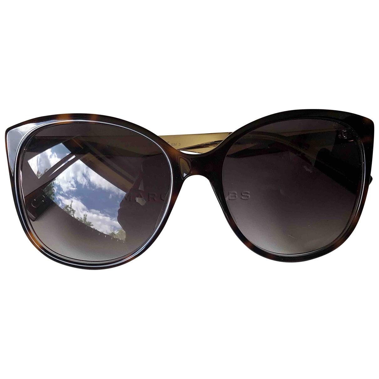 Marc Jacobs \N Brown Sunglasses for Women \N