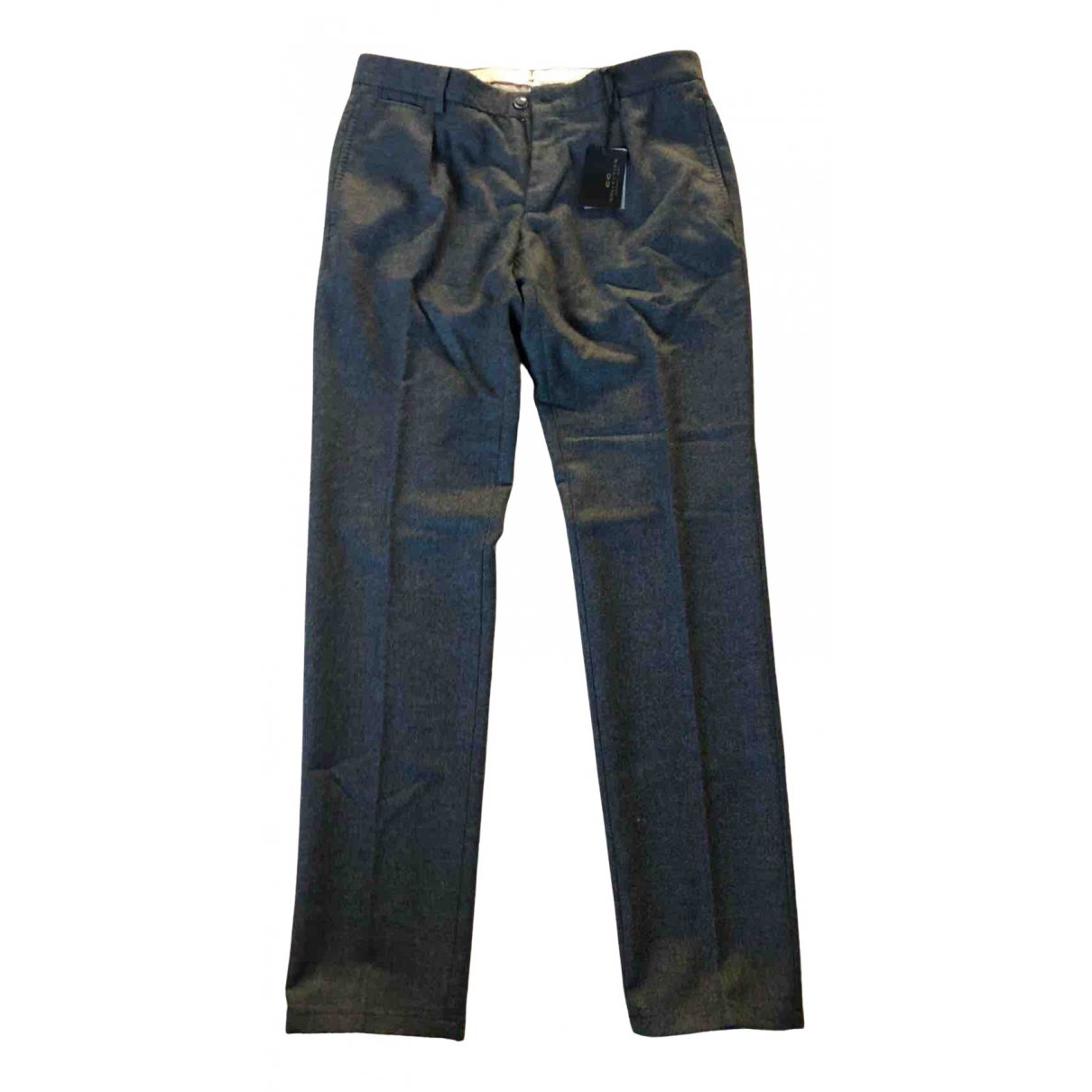 Corneliani N Wool Trousers for Men 50 IT