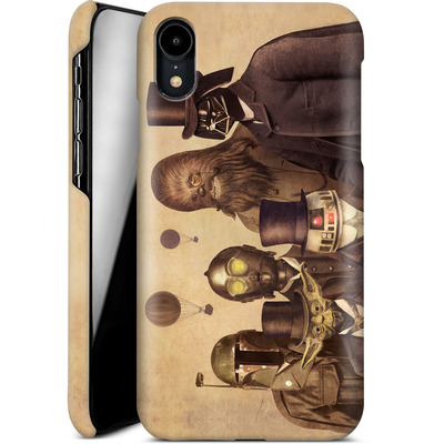 Apple iPhone XR Smartphone Huelle - Victorian Wars von Terry Fan