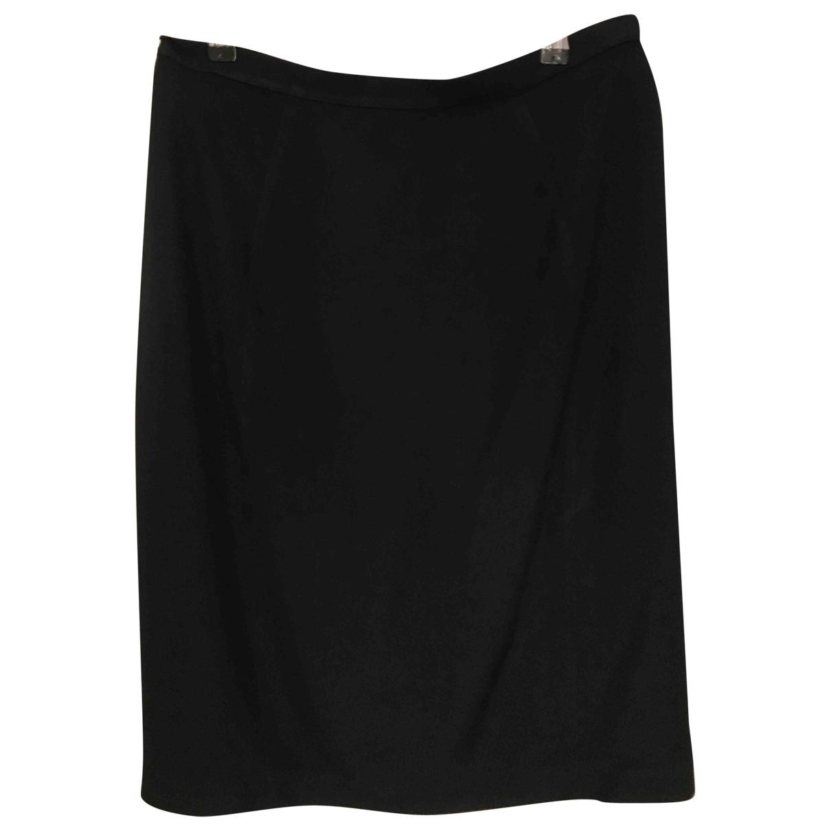 Thierry Mugler \N Black skirt for Women 44 FR