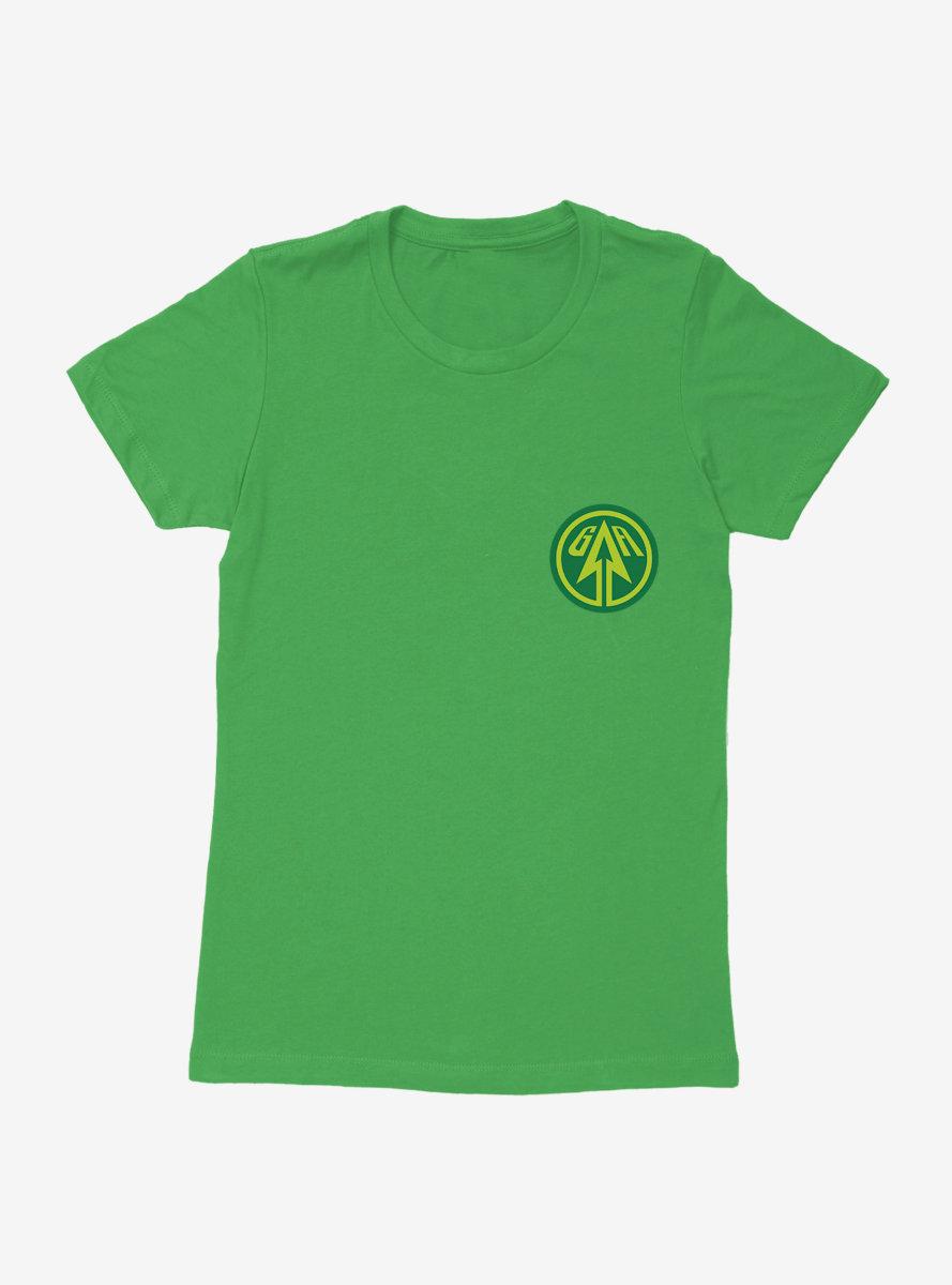DC Comics Arrow Icon Womens T-Shirt