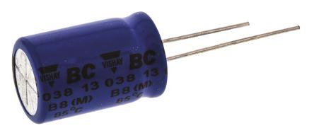 Vishay 1000μF Electrolytic Capacitor 63V dc, Through Hole - MAL203858102E3 (5)