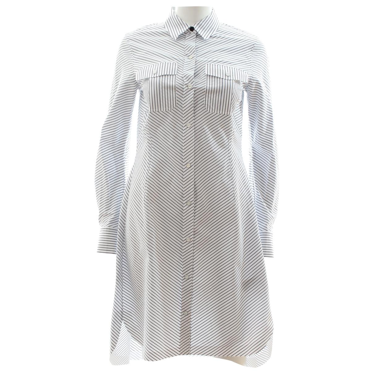Rag & Bone - Robe   pour femme en coton - blanc