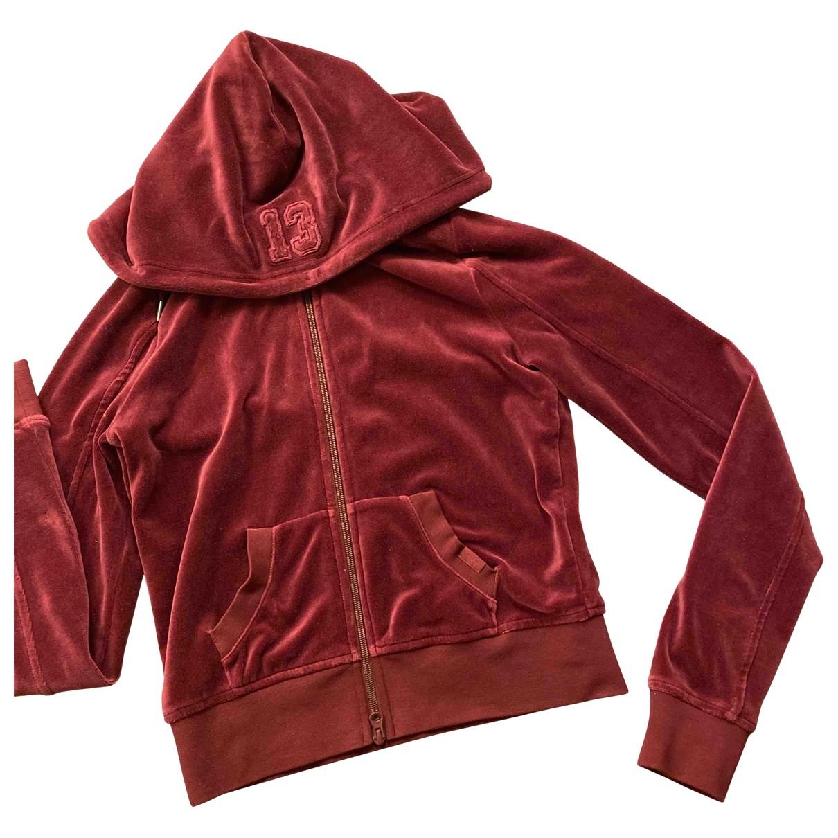 Fenty X Puma \N Burgundy Velvet jacket for Women 36 FR
