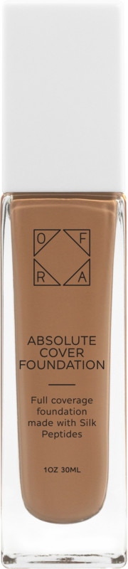 Absolute Cover Foundation - 8 (a deep shade w/ a warm undertone)