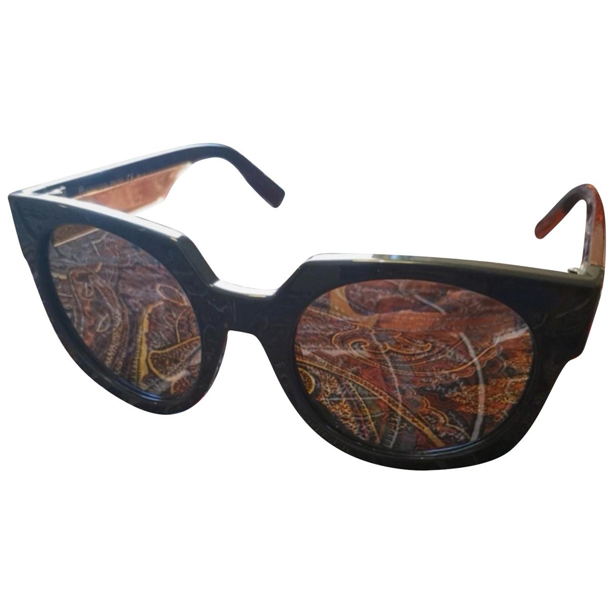 Alexander Mcqueen \N Orange Sunglasses for Women \N