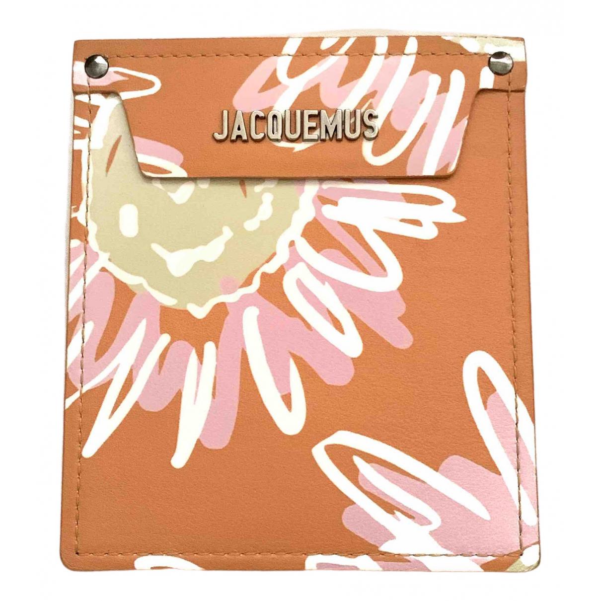 Marroquineria de Cuero Jacquemus