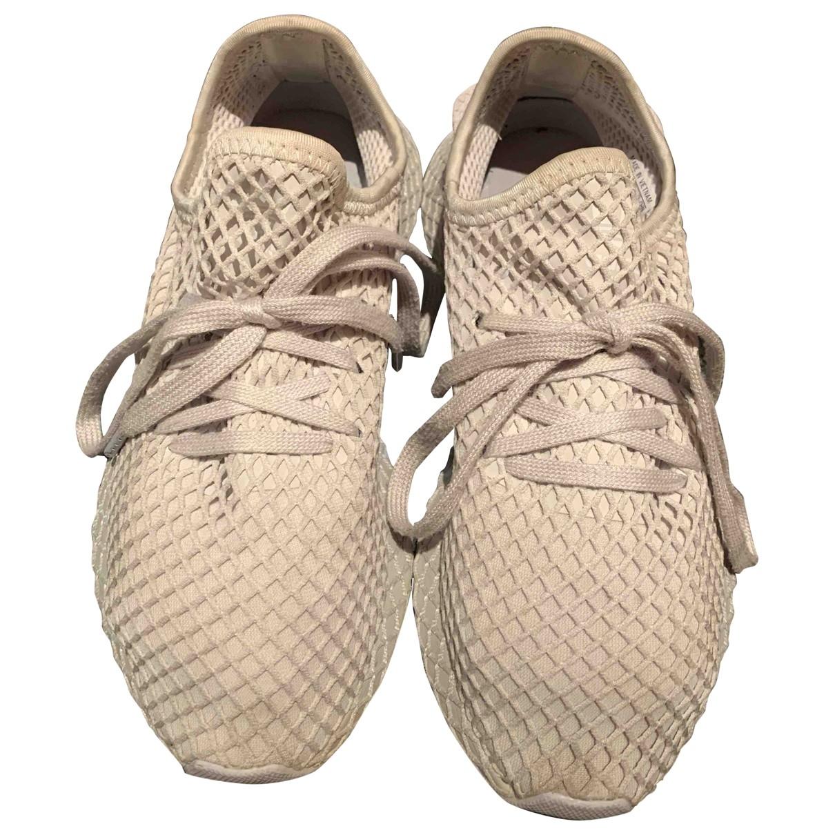 Deportivas Deerupt Runner de Lona Adidas