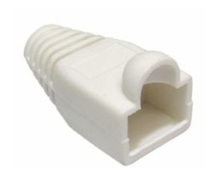 MH Connectors RJ45 Boot for use with RJ45 Connectors (10)