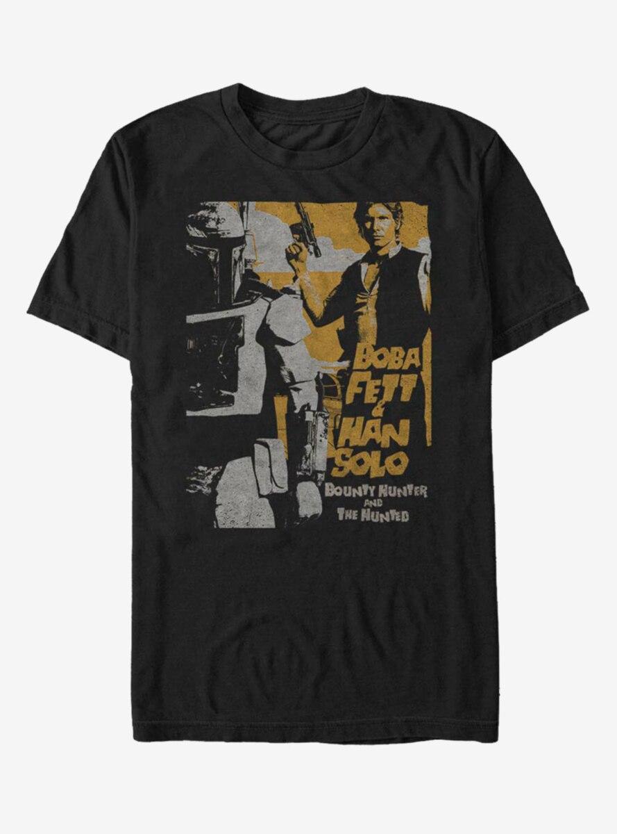 Star Wars Wanted Poster T-Shirt