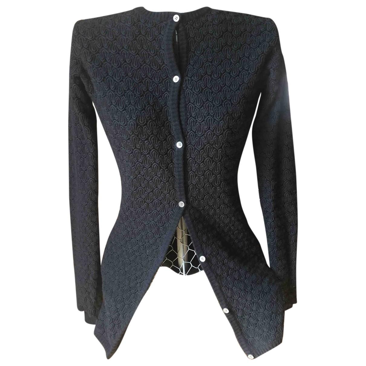 Callaghan - Pull   pour femme en laine - noir