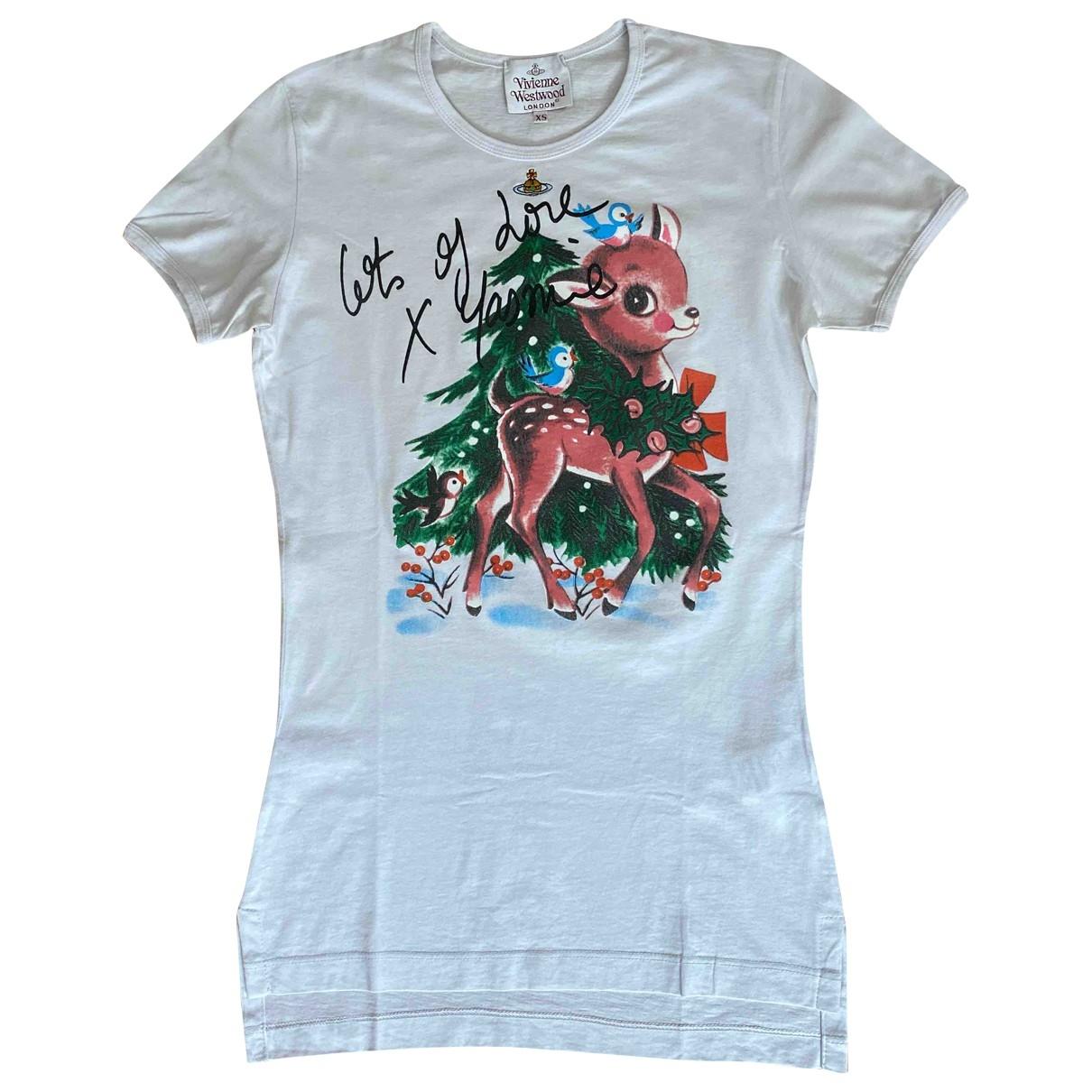 Vivienne Westwood \N T-Shirts in Baumwolle