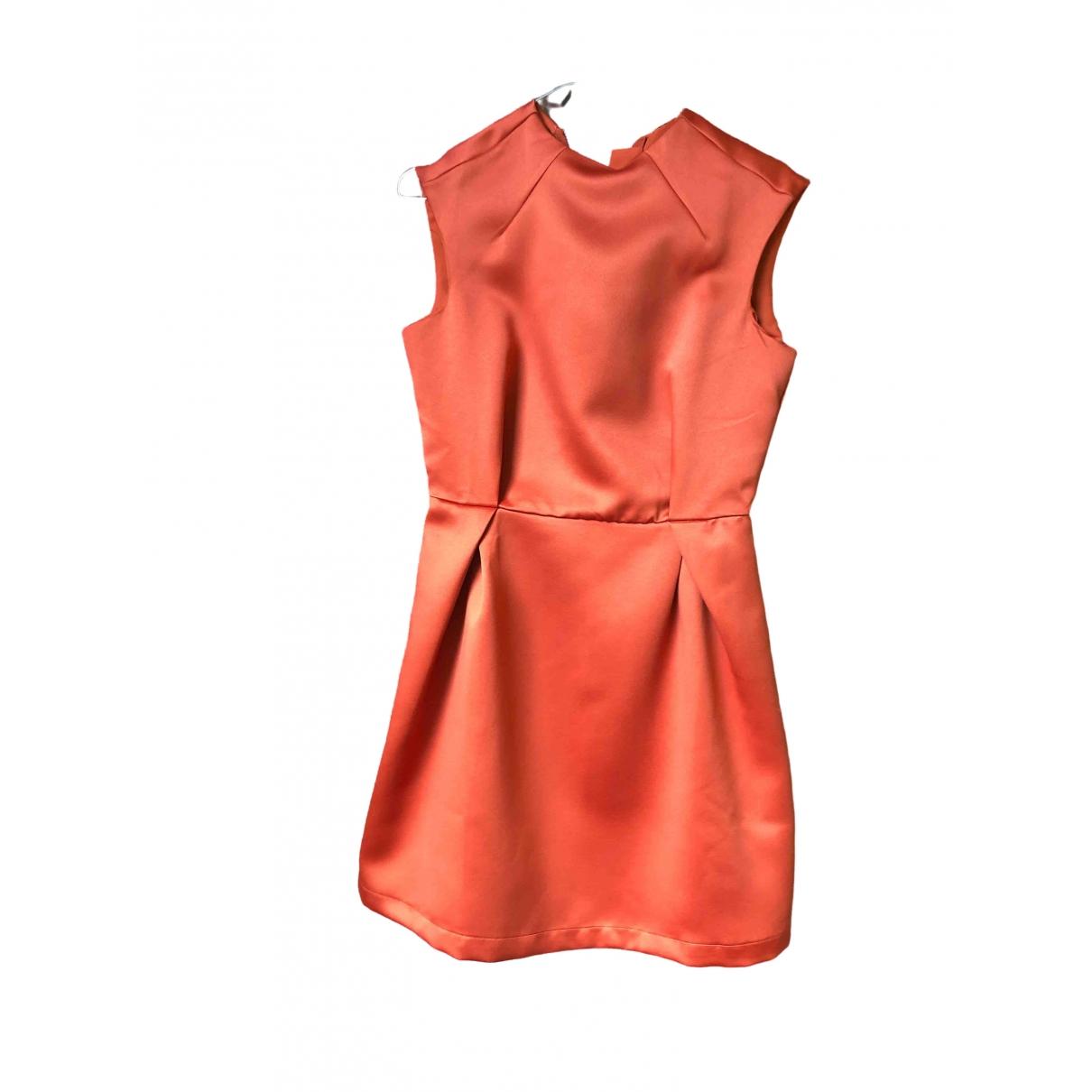 Asos \N Orange dress for Women 8 UK