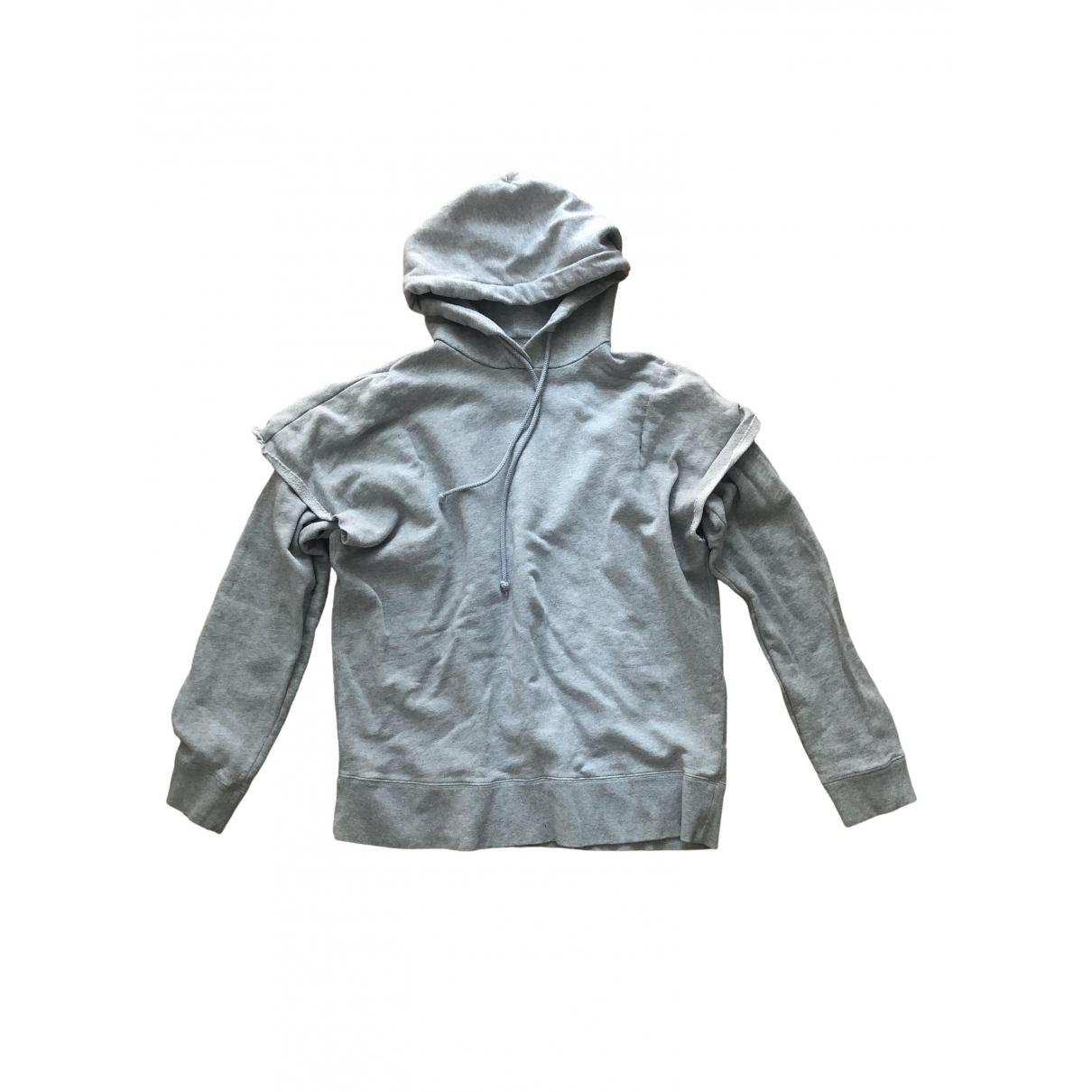 Mm6 \N Grey Cotton Knitwear for Women S International