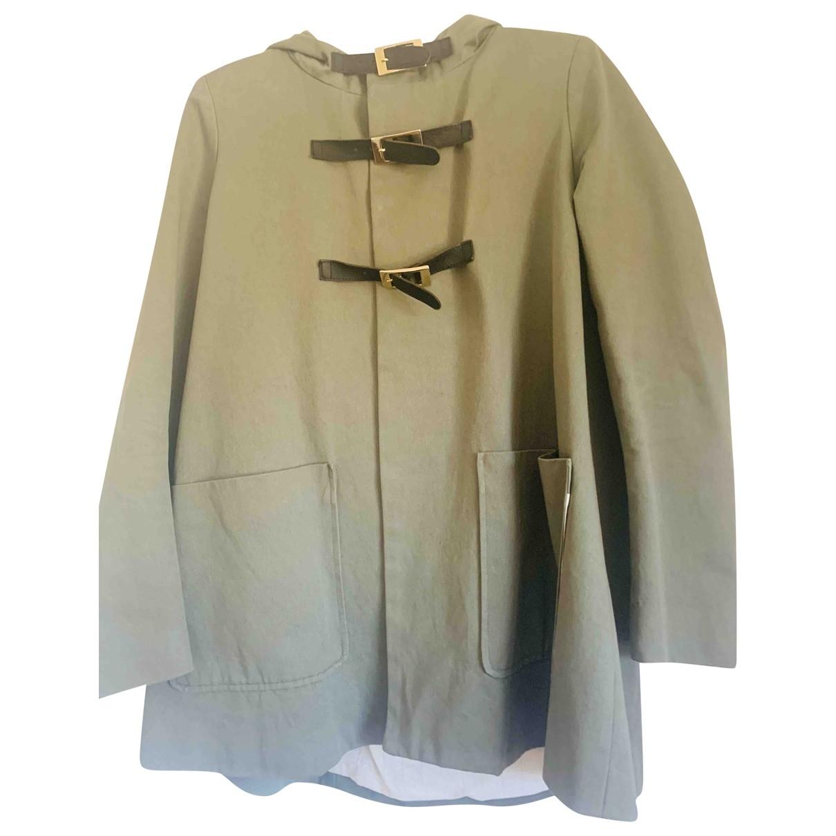 Maje - Veste   pour femme en coton - vert