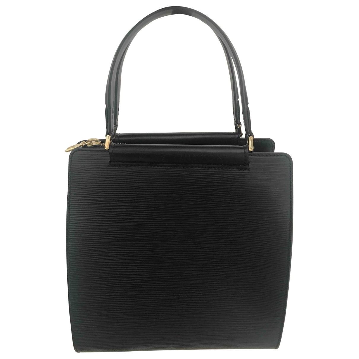 Louis Vuitton Figari Handtasche in  Schwarz Leder