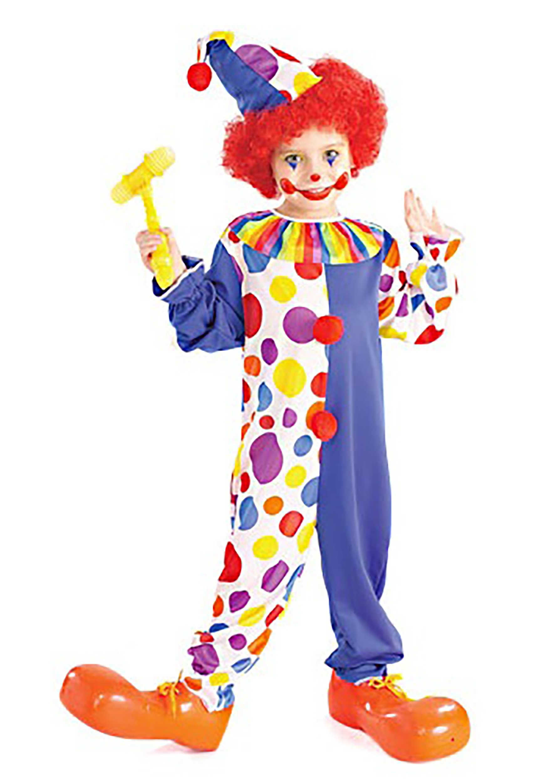 Clown Costume For Children