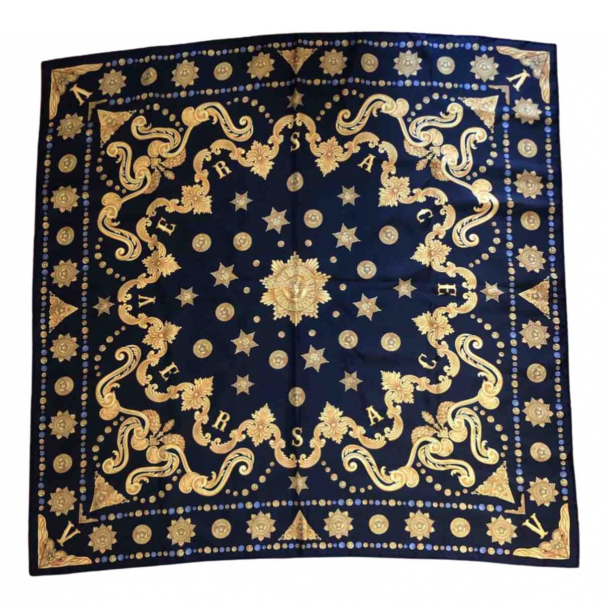 Pañuelo de Seda Versace