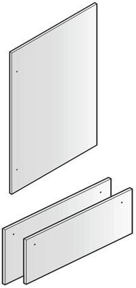 Set of 3 Door Panels for 84