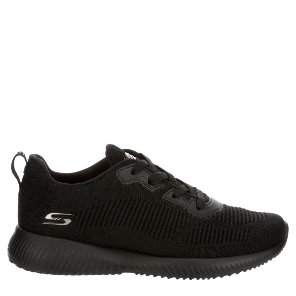 Skechers Bobs Womens Sport Squad - Tough Talk Shoes Sneakers