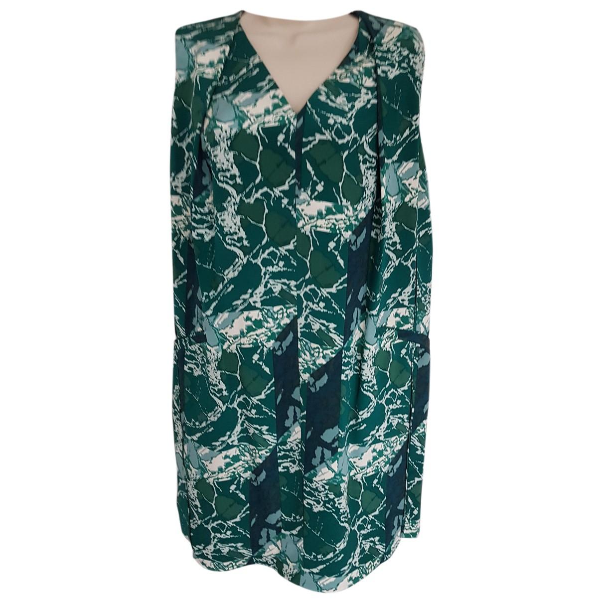Whistles N Green Silk dress for Women 12 UK