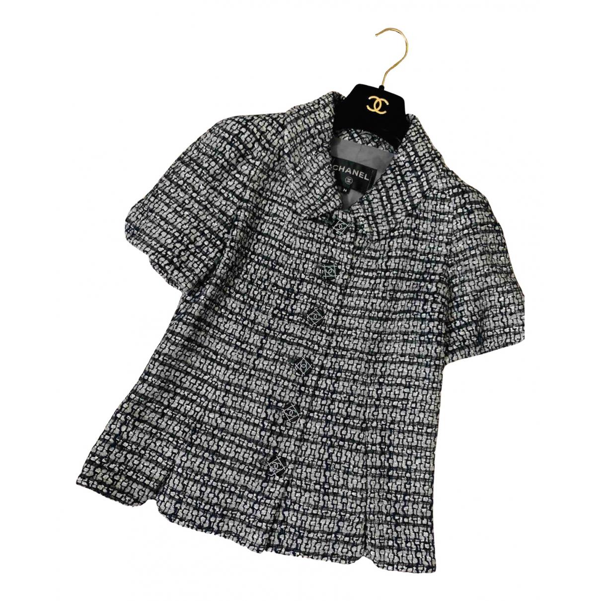 Chanel - Veste   pour femme - multicolore