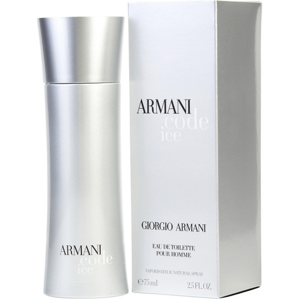 Giorgio Armani - Armani Code Ice : Eau de Toilette Spray 2.5 Oz / 75 ml