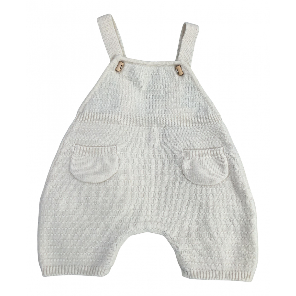 Les Lutins N Ecru Cashmere Outfits for Kids 6 months - up to 67cm FR