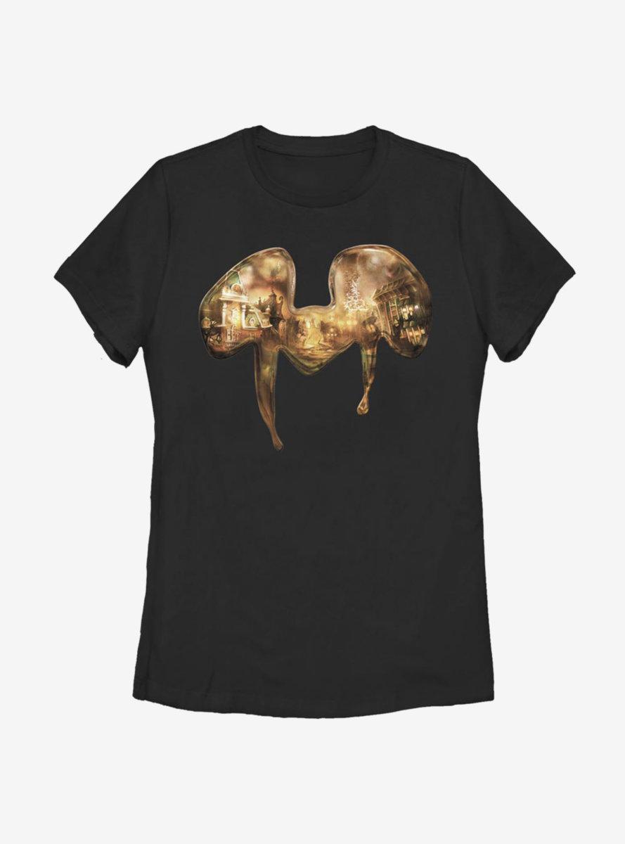 Disney Epic Mickey Golden Ears Womens T-Shirt
