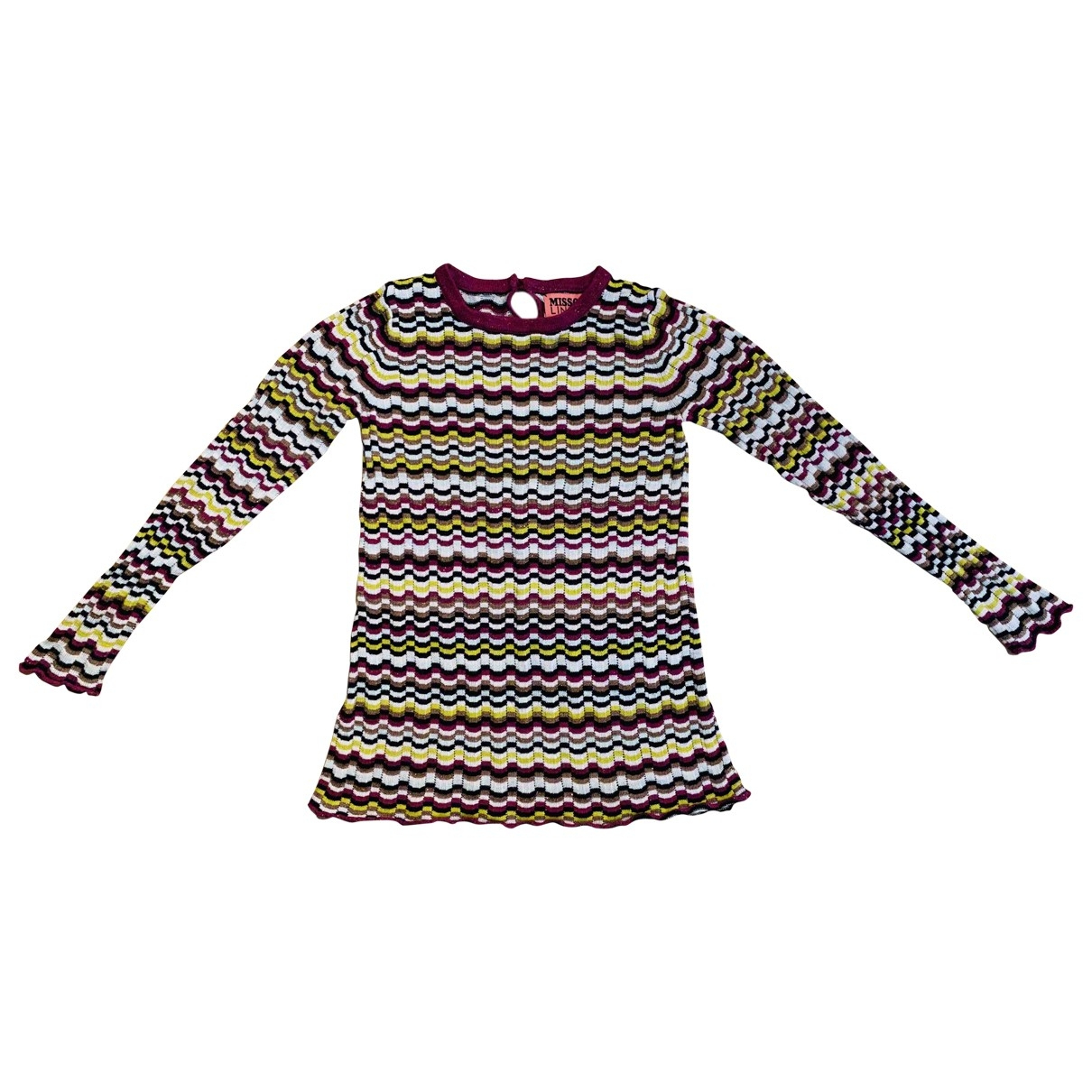 Missoni \N Multicolour Cotton Knitwear for Kids 8 years - up to 128cm FR