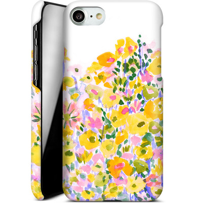 Apple iPhone 7 Smartphone Huelle - Flower Fields Sunshine von Amy Sia