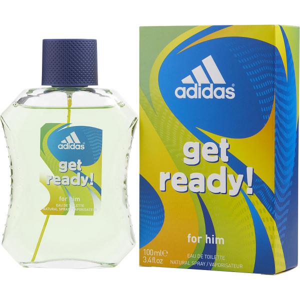 Adidas Get Ready - Adidas Eau de Toilette Spray 100 ML